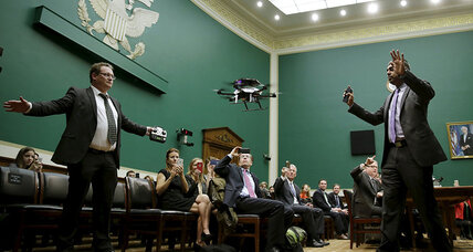 Meet the people who think more drones are a really good idea