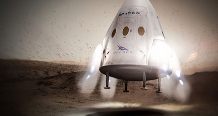Will SpaceX's reusable rockets take humanity to Mars?