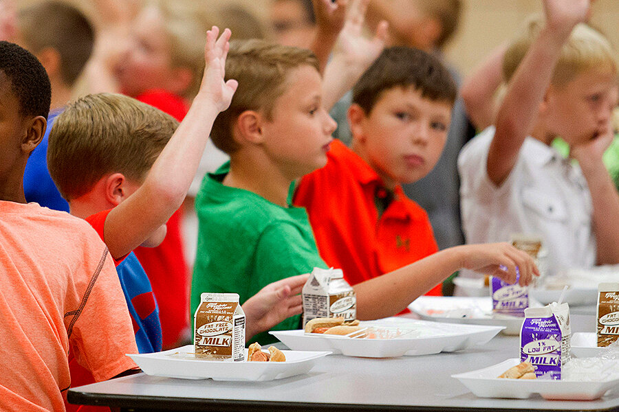 lunch lady who gave hungry kid lunch gets all kinds of