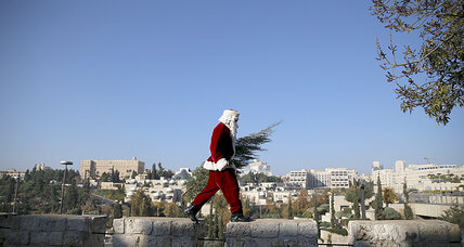 Just don't call it Christmas: In Israel, Russian holiday coming out of closet