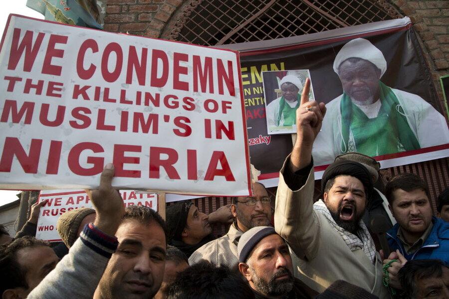 Shia Islam In The Americas: Nigeria's Military Accused Of Killing Hundreds Of Shiite