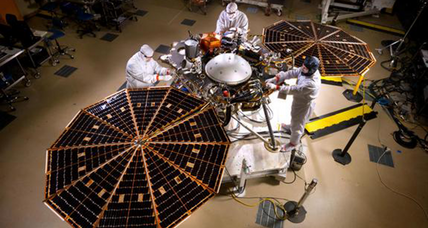 Launch postponed as key component on NASA's next Mars rover springs leak
