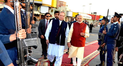 A bright hope for 2016: India and Pakistan reconcile