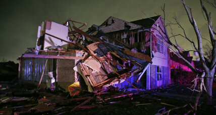 At least 11 died from in Texas storms that spawned tornadoes