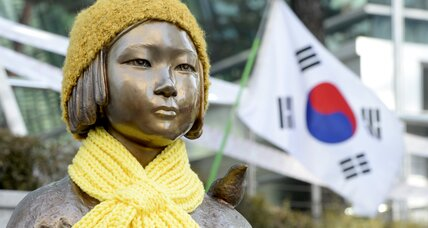 Japan apologizes for Korean comfort women: Can it heal one of Asia's thorniest issues?