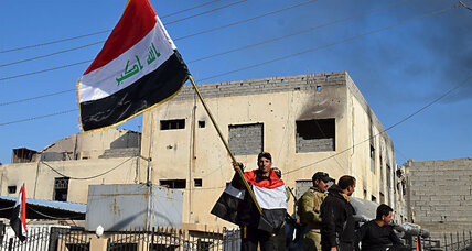 Iraqi forces retake Ramadi: A symbolic victory against ISIS