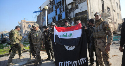 Iraqi forces continue to push ISIS from Ramadi, while some pockets remain