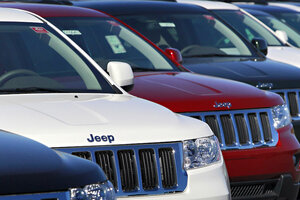 jeep recall includes select grand cherokees for fire risk rh csmonitor com jeep wrangler wiring recall jeep cherokee recall wiring harness