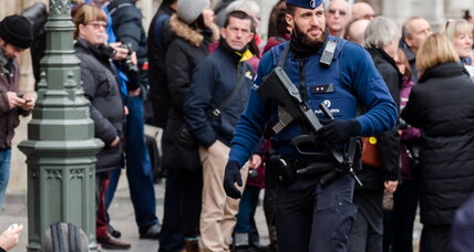 ISIS plot? Belgium arrests two suspects in New Year's terrorist plan