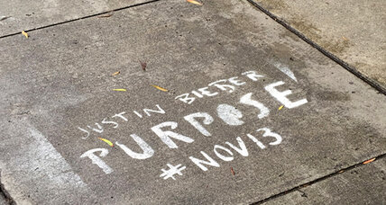 After graffiti campaign, San Francisco has little love for Justin Bieber