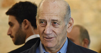 Ehud Olmert: First Israeli leader to go to prison