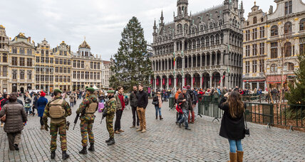 Belgium arrests pair involved with alleged Brussels holiday terror plot