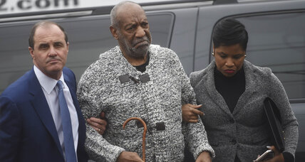 Bill Cosby arraigned on sexual assault charge