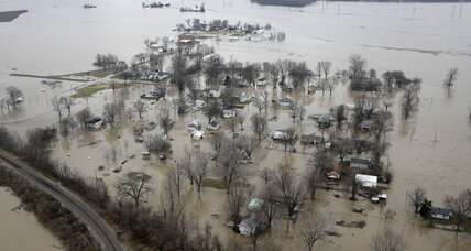 At least 20 dead as flooding continues in central US