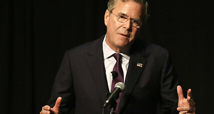 Jeb Bush shifts strategy from TV ads to ground campaign