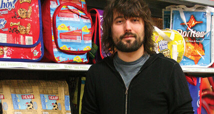 Tom Szaky started TerraCycle to help 'de-junk' the world