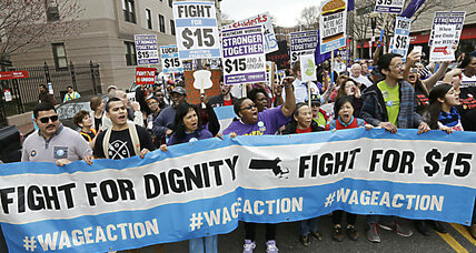 Minimum wage hikes in 14 states in 2016: How high will they go?