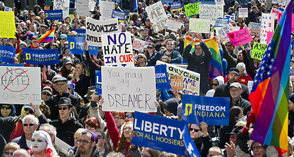 In 2016, battle over LGBT rights vs. religious freedom moves to states