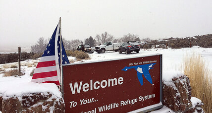 Oregon standoff: What should media call armed, white activists?