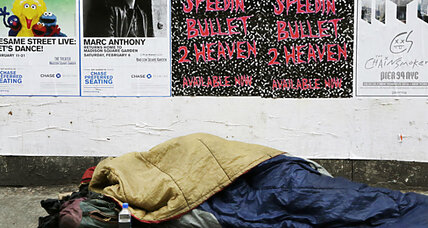 N.Y. mayor challenges Gov. Cuomo's order to bring homeless inside