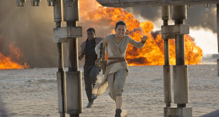 Can 'Star Wars: The Force Awakens' beat 'Avatar' for the all-time box office title?