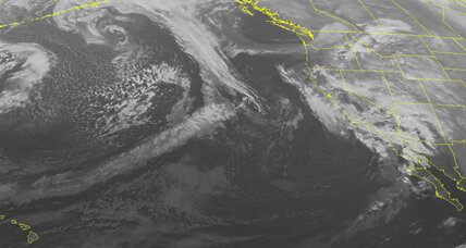 El Niño effect: California preps for two weeks of rain and snow