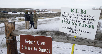 Why did those Oregon protesters pick a wildlife refuge to make their stand? (+video)
