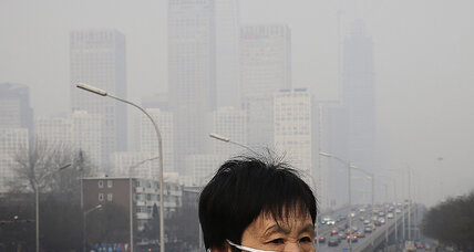 Beijing says pollution is down, despite 'red alerts' – or maybe because of them