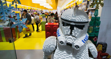 Forget stocks and gold. Why investors are turning to LEGOs