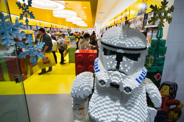 Forget stocks and gold. Why investors are turning to LEGOs ...
