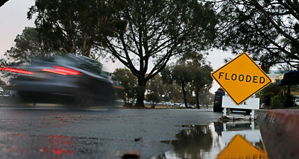 Could El Niño storms help alleviate California's drought?