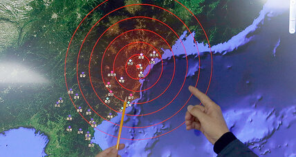 North Korea claim of hydrogen bomb test draws global condemnation