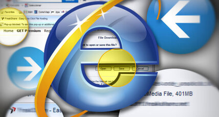 Microsoft is pulling the plug on old versions of Internet Explorer