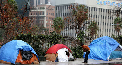 Los Angeles to serve as crucible for reform in ending chronic homelessness
