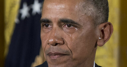 Obama's gun control: Why acting alone is a sign of weakness (+video)