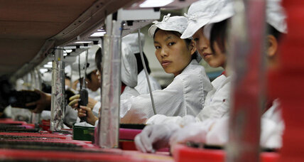 Why iPhone workers in China will take a break over the Lunar New Year