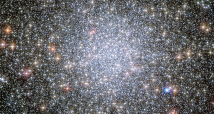 Looking for E.T.? Try dense star fields.