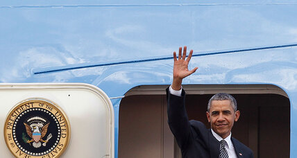 Obama seeks his 'Nixon to China' moment