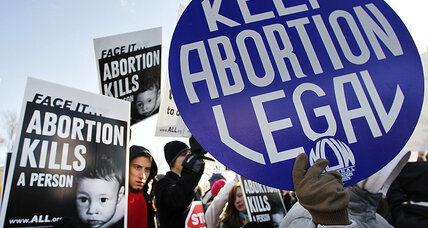 Are pro-choice Millennials 'complacent'?