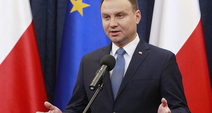 Poland's president signs controversial media law. Are press freedoms at risk?