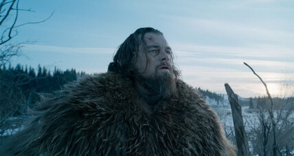 'The Revenant' star Leonardo DiCaprio: 'It's a really primal story of man and the natural world'