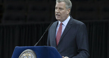 Amid effort to improve Muslim relations, N.Y. appoints civilian monitor of NYPD