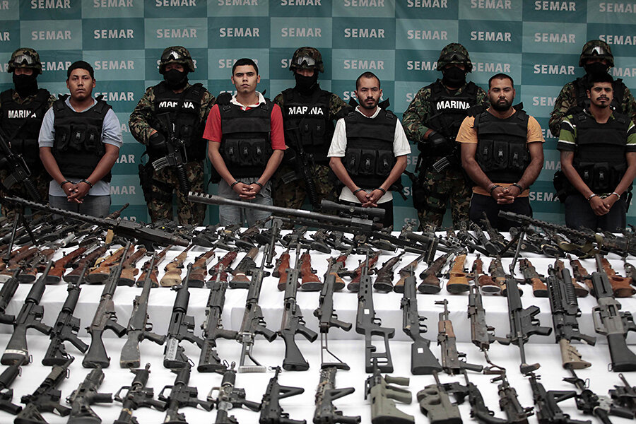 Obama's executive action on guns finds warm welcome in Mexico