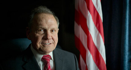 Roy Moore: the Alabama judge who 'relishes' gay marriage fight