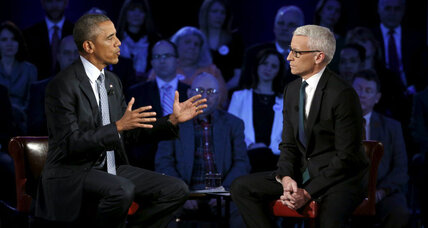 NRA chooses to skip Obama town-hall meeting on gun control
