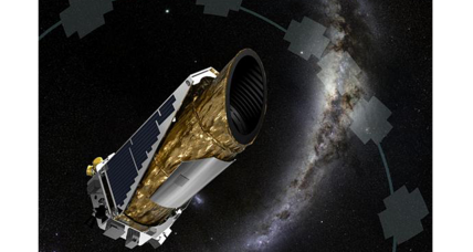 Kepler is back! NASA spacecraft discovers 100 alien planets.