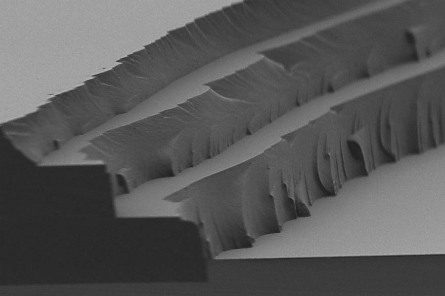 Will a new solar-powered polymer help keep us warm?