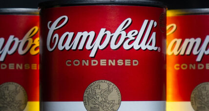 Why is Campbell Soup suddenly supporting GMO labeling?