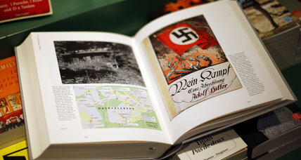 'Mein Kampf' back in print. Informative or inflammatory?