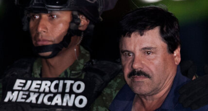 Will Mexico extradite 'El Chapo' to a prison in the US?